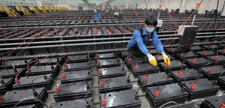 Johnson Controls Has Elished A Joint Venture With Binzhou Bohai Piston To Construct New 200m Automotive Battery Manufacturing Plant In China