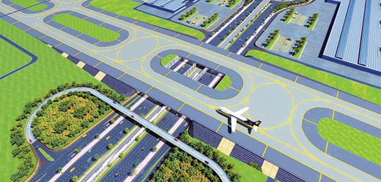 Gayatri Projects secures airport contract in India - World