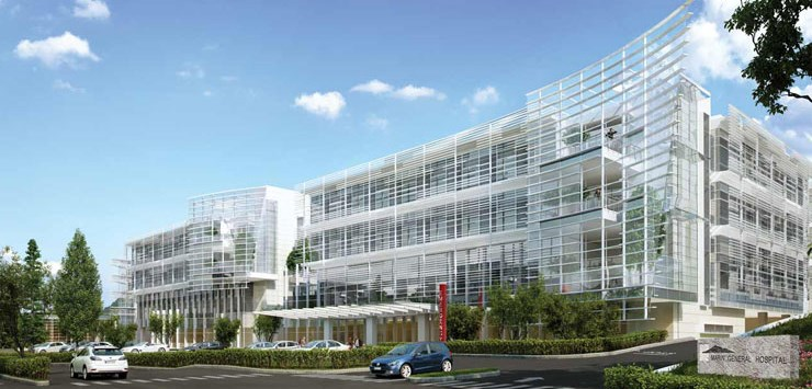 Mccarthy Building Starts Work On 535m Hospital Project In