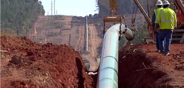 Contract awarded for US gas pipeline project - World Construction