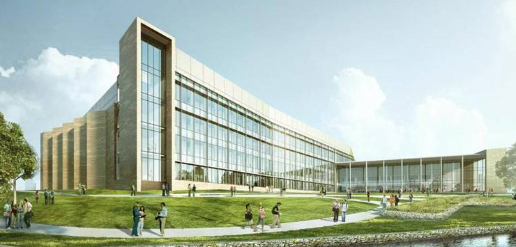 Construction starts on $125M USA research building - World