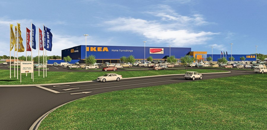Leighton Asia is building first IKEA store in India - World