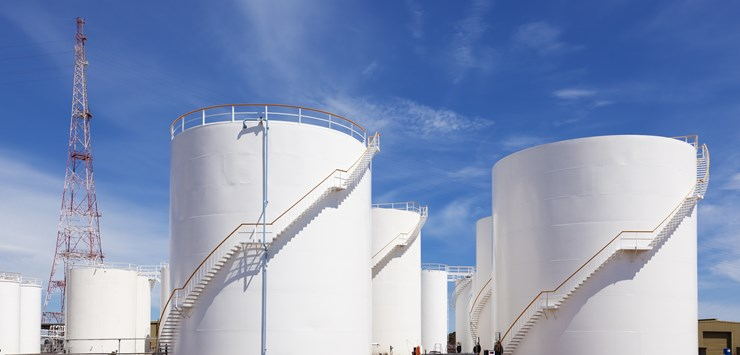 Cb Amp I Wins 200m Contract To Build Two Lng Storage Tanks In