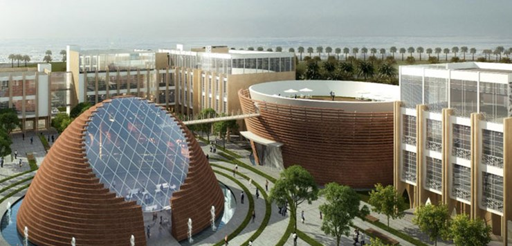 Rit Dubai S New Campus To Be Built At Dubai Silicon Oasis