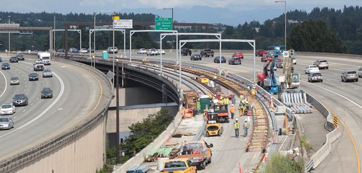 Stacy and Witbeck/Kuney JV selected for light rail extension
